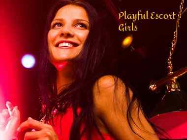 playfull escort girls